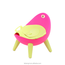 Plastic Safety Children Potty Chair/Colorful Kids Toilet Tool (combined two color) GREEN/RED