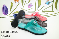 leisure flat sandals new arrival women shoes women nude beach walk slipper