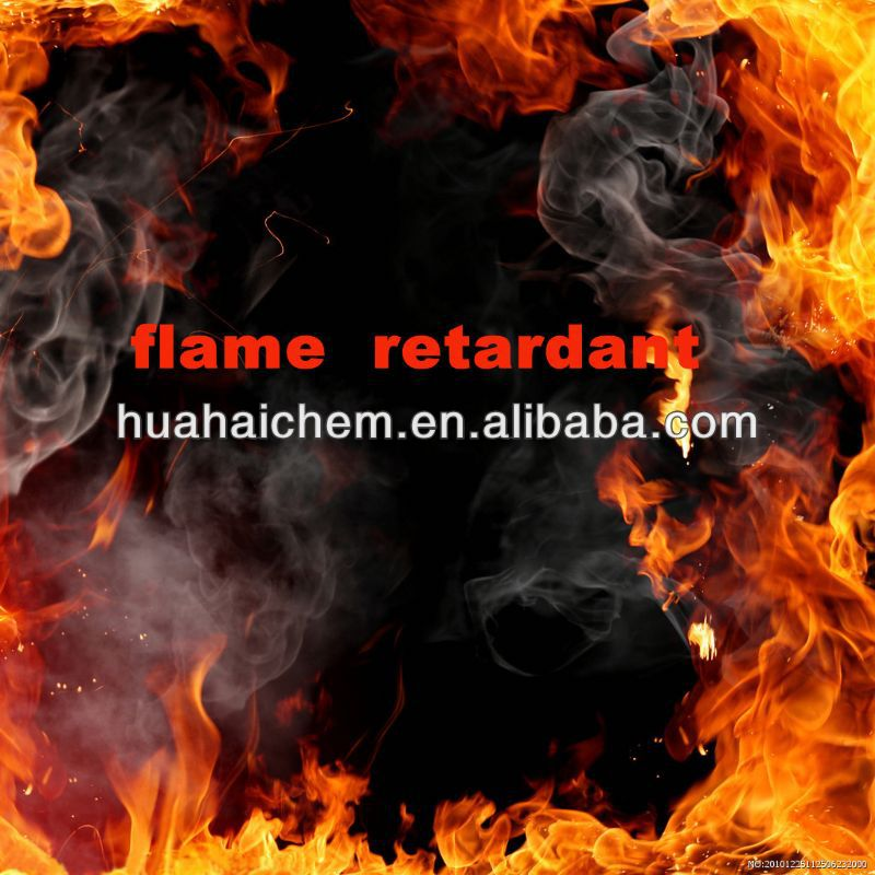 Flame Retardants chemical used in polyurethane resin for crafts
