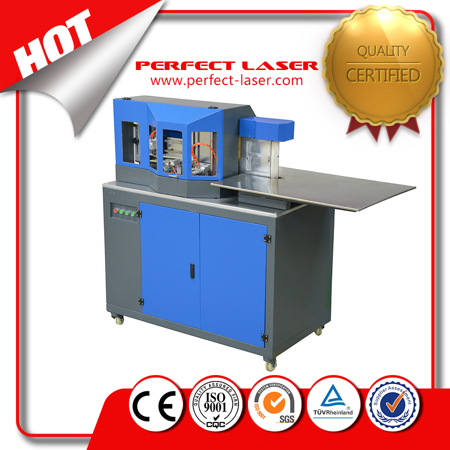 Auto feeding,notching and bending/ Advertising LED Channel Letter Signs Making Machine