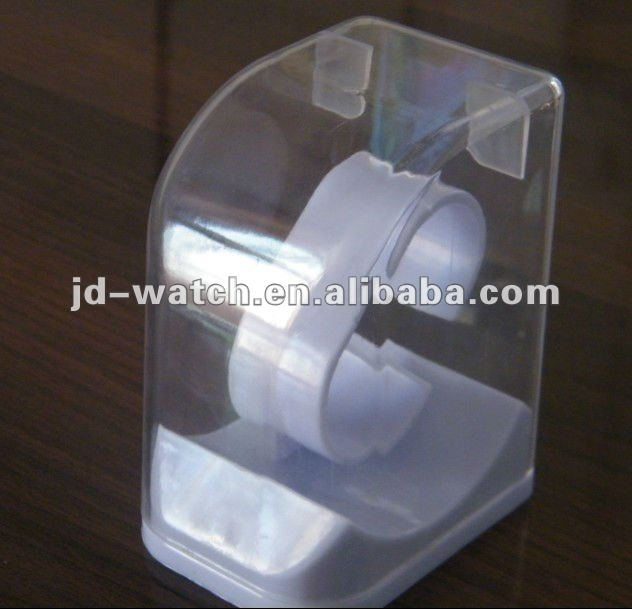 plastic watch box gift for promotion watch winder cheap china supplier