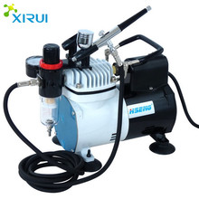 AF18K-2 Airbrush Brand Compressor Model Mini Airbrush Air Compressor For Temporary Body Tattoo
