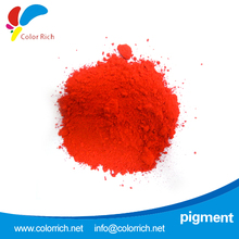 On sale best price red color pigments for hdpe used for textile pigment pigment powder for resin