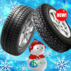 High quality stud winter tyre, intertrac snow tyres