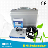 Multilateral Languages 3D Nls Body Health Analyzer
