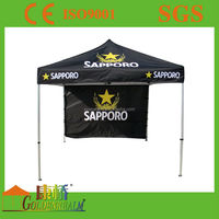 Outdoor Durable metal pop up tent canopy