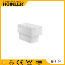W019 Egg shape wall hung toilet price