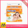 Happy Perfect Comfortable Disposable Baby Diapers with Good Quality
