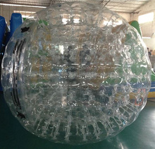 Certificate Zorbing Ball Equipment,Inflatable Zorb Ball Track,Water Zorb Ball