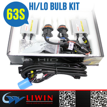LW superbright waterproof hid hi lo xenon bulb HID kits H4 6000K 8000K 10000K for MG