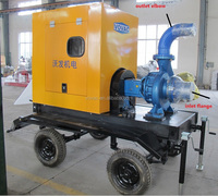 Diesel Engine Driven Water Pumps For Farm Irrigation