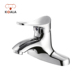 Economic American Sanitary Washbasin Single Handle Copper Water-saving 2 Hole Basin Mixer Tap