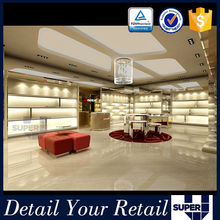shoes mdf slatwall display shoes shop layout props