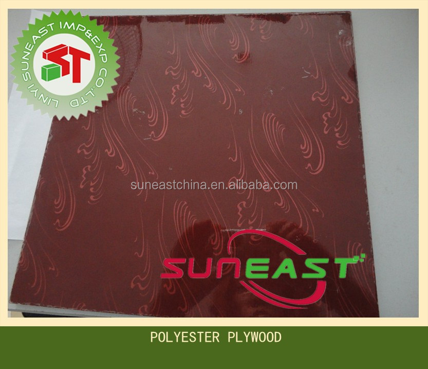 high gloss mdf panel,polyester mdf,furniture cabinet mdf board