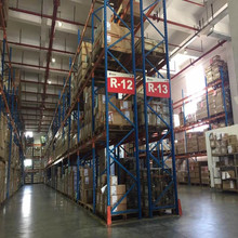 Warehouse repacking and shipping service