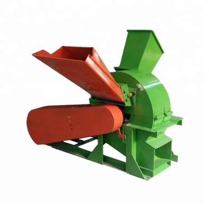 Small Wood Hammer Mill Crusher Chips For Bamboo