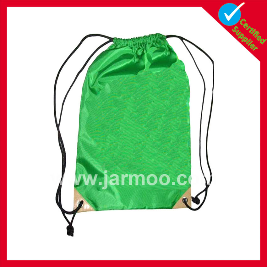 Promotional high quality blank drawstring bags