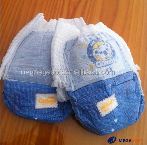 Baby And Child Diapers Cloth Like Baby Diaper