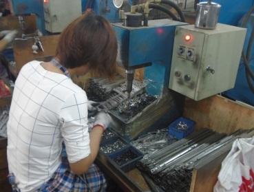 Pneumatic Riveting