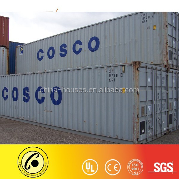 China Good Condition Used Shipping Container Price