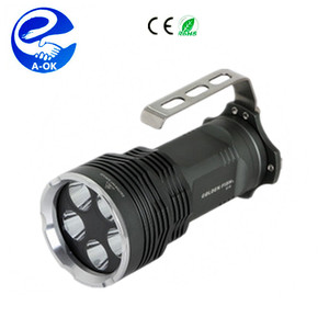 Rechargeable Emergency Remote LED Searchlight 10w 30w 50w