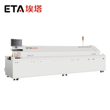 Low Cost S03 8 Zone Mini LED SMT Reflow Oven,Desktop PCB SMD Reflow Soldering Machine Manufacturer