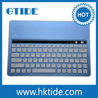 Universal tablet keyboard rechargeable wireless bluetooth keyboard for apple ipad air
