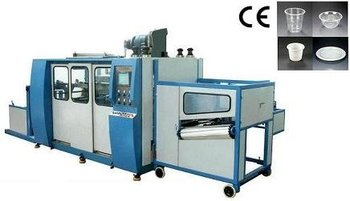 PP cups machine with lids production