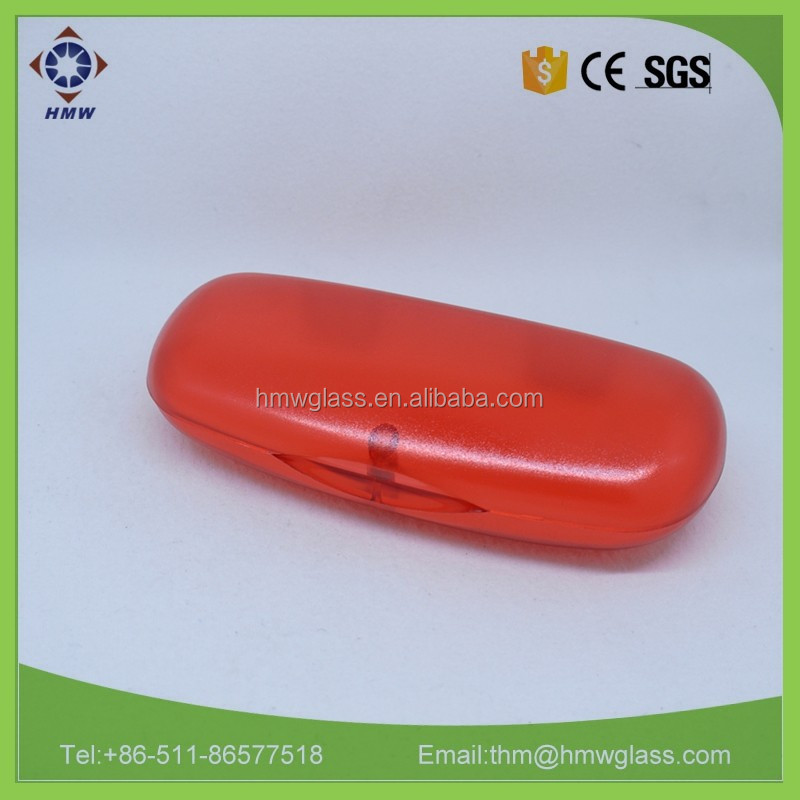 magnetic closure hard plastic eyewear case with soft foam,custom glasses case for kids