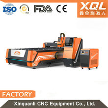 Fiber Laser Cutting 800W for Stainless Steel 4mm Carbon Steel 10mm