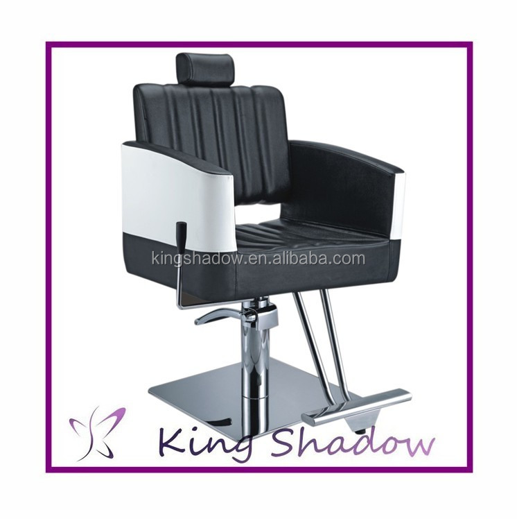 luxury style salon furniture / kingshadow barber chair / reclining salon styling chair