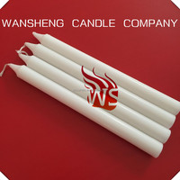 Good price and quality glow stick white church candles