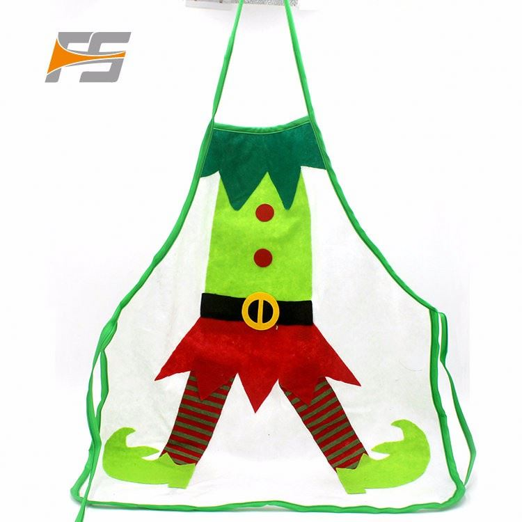 Stronger Durable Christmas Cotton Waist Apron