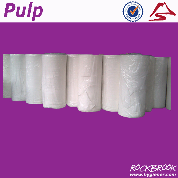 Soft Top Quality Standard Fast Delivery Diaper Fluff Pulp Price Wholesaler from China