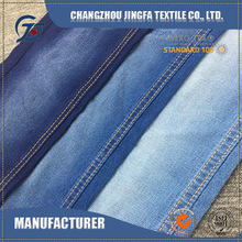 Manufacture 100% cotton twill denim fabric light