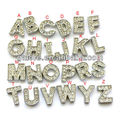 fashion wholesale cheap price multiple silver letters charms