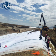 High Quality Non Woven Fabric White Geotextile Material for Slope Protection