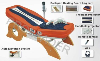 Top selling thermal massage bed
