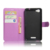 Wallet Flip Leather Card Holder Flip Case For Alcatel Pixi 4 Plus Power 5023E 5023F