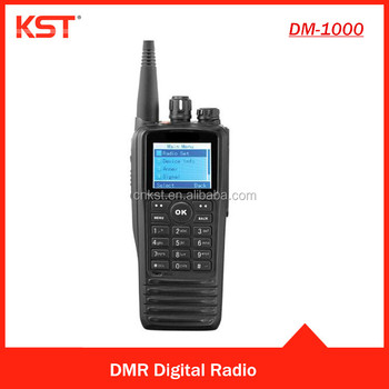 DMR digital DM-1000 Portable TDMA Two Way Radio