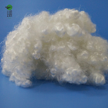 March Expo cotton filled pillow recycle hollow conjugated siliconised polyester staple fiber with best price
