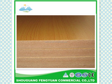 higher quality price mdf board 10mm from china manufacture