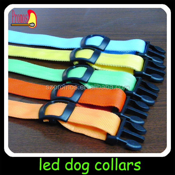 best led dog collar and leash/led collars for dogs dog sex/led collar dog from China