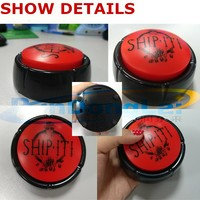 custom easy button for promotion
