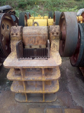 Second Hand Used Crusher PE250*400