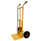 two wheel folding hand truck trolley HT1827 with good price in Qingdao