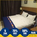 Ark Flatpack Top Quality commercial field bedroom
