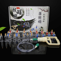 Manual Vacuum Cupping Set Chinese Suction