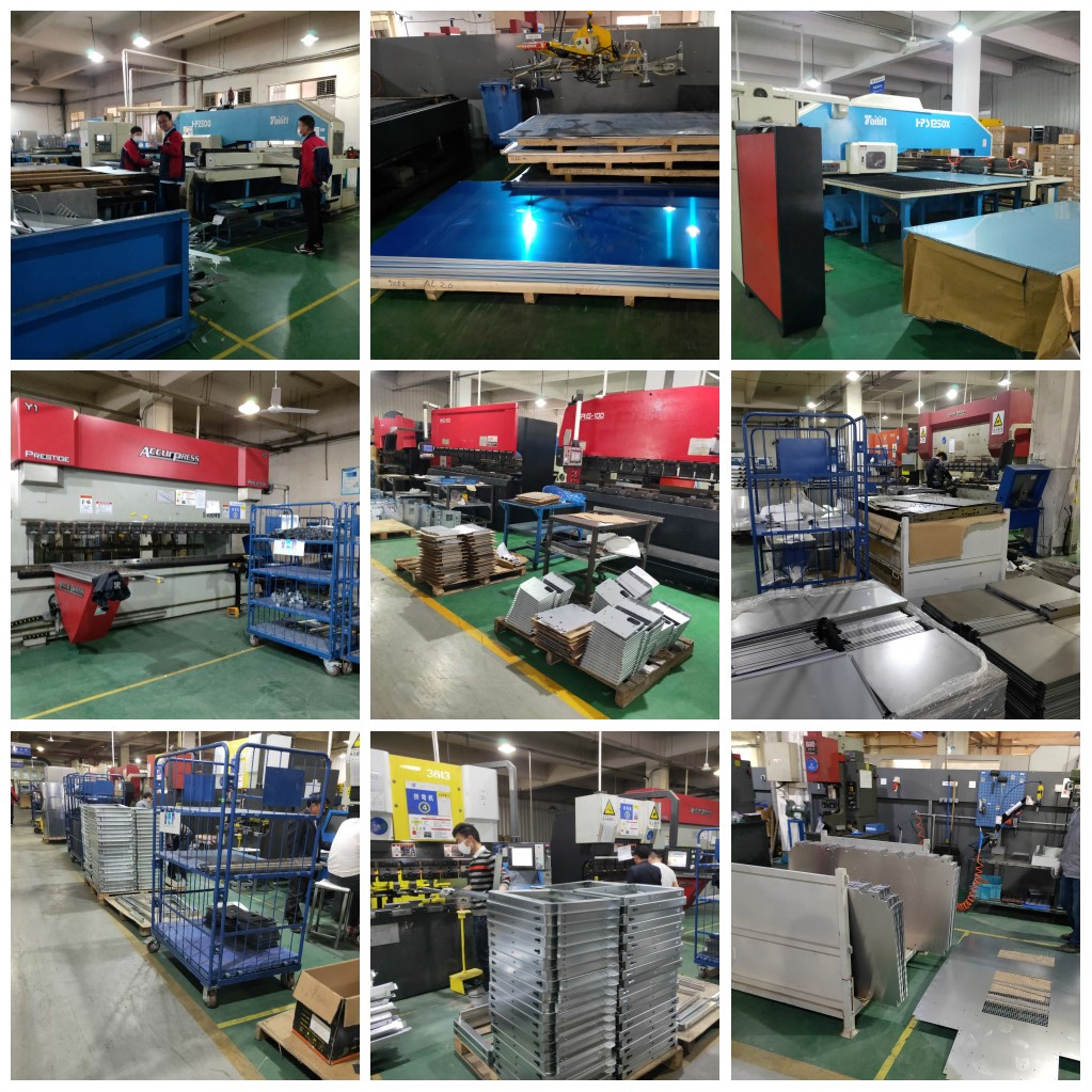 Small Order Welcomed Affordable Custom Sheet Metal Stamping/Laser Cutting/CNC Bending/Welding Precision Metal Sheet Fabrication