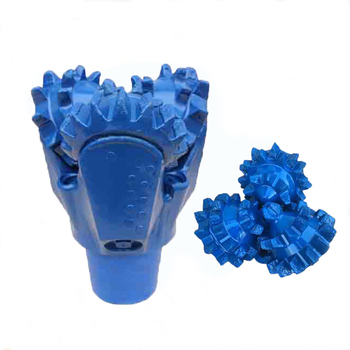 API Standard durable steel tooth tricone rock bit for sale